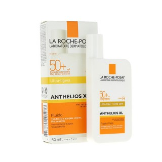 La Roche Posay Anthelios XL Fluide ultra-léger SPF50+ - 50ml