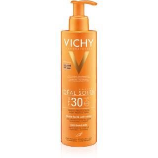 Vichy Idéal Soleil lait anti-sable SPF30 - 200ml