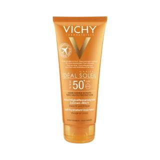 Vichy Idéal Soleil lait hydratant fraîcheur SPF50+ - 100ml