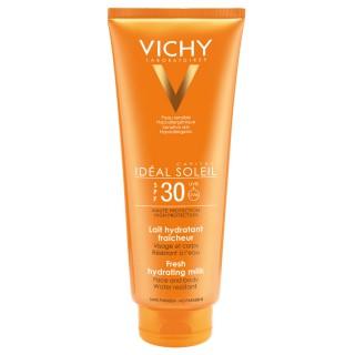 Vichy Idéal Soleil lait solaire hydratant indice 30 - 300ml