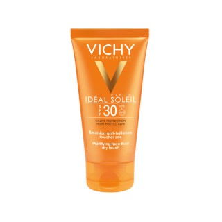 Vichy Ideal Soleil émulsion anti-brillance toucher sec SPF30 - 50ml