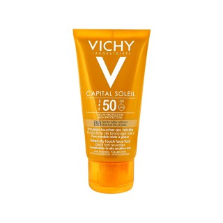 Vichy Capital Soleil BB émulsion teint hâlé indice 50 - 50ml