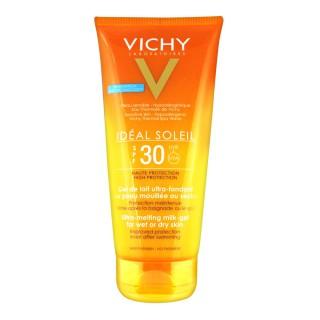 Vichy Idéal Soleil gel de lait ultra-fondant indice 30 - 200 ml