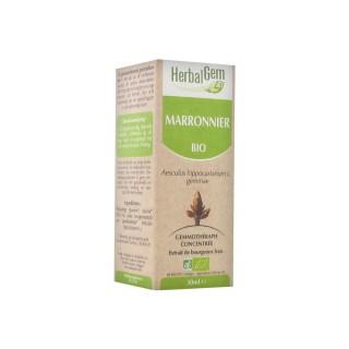 HerbalGem Macerat mère de Marronier bio - 30 ml