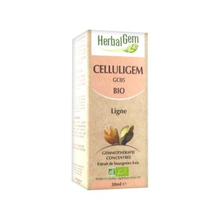 HerbalGem Celluligem bio - 30 ml