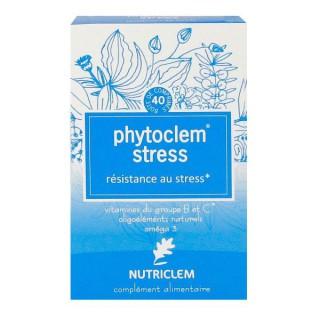 Nutriclem Phytoclem stress - 40 comprimés