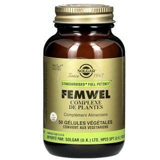 Solgar Femwel - 50 gélules végétales