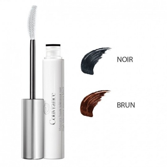 Avène Couvrance mascara haute tolérance brun - 7ml