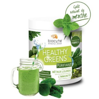Biocyte Healthy Greens - 208g