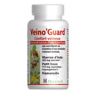 Holistica Veino'Guard 60 gélules