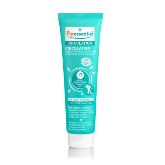 Puressentiel Circulation Crème fraicheur 100 ml