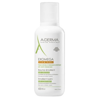 A-Derma Exomega Control baume émollient - 400ml