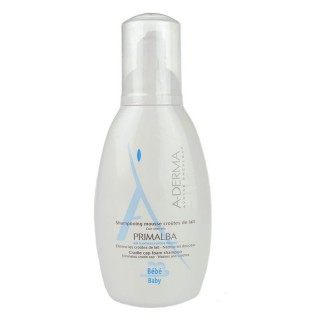 A-Derma Primalba shampoing mousse croûtes de lait - 150 ml