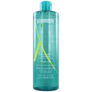 A-Derma Phys-Ac eau micellaire purifiante - 400 ml