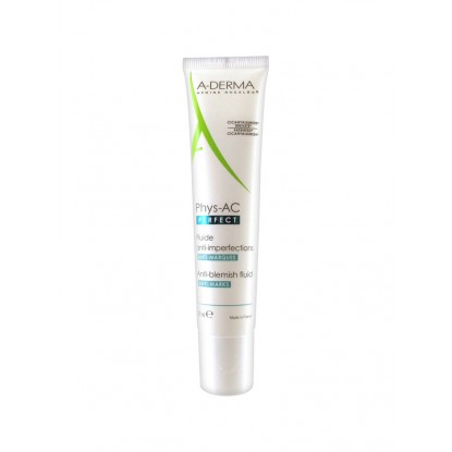 A-Derma Phys-Ac fluide anti-imperfections - 40 ml