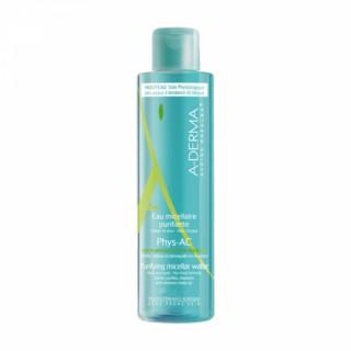 A-Derma Phys-Ac eau micellaire purifiante - 200 ml