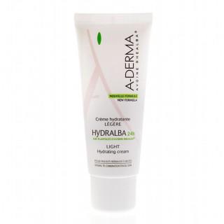 A-Derma Hydralba crème hydratante légère - 40ml