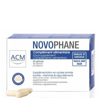 Novophane ongles et cheveux - 180 gélules