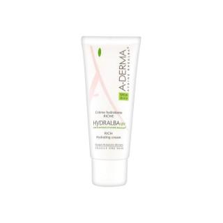 A-Derma Hydralba crème hydratante UV riche - 40ml