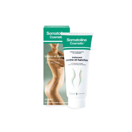 Somatoline Cosmetic traitement ventre et hanches 150 ml