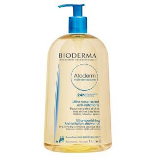Bioderma Atoderm huile de douche - 1000ml