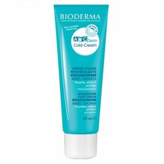 Bioderma ABCDerm Cold Cream crème visage - 40 ml