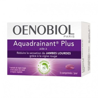 Oenobiol Aquadrainant Plus - 45 comprimés