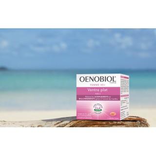 Oenobiol Femme 45+ ventre plat - 2 x 60 capsules