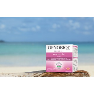 Oenobiol Femme 45+ ventre plat - 60 capsules