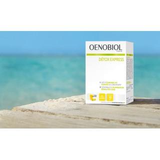 Oenobiol Détox Express citron et gingembre - 10 sticks