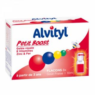 Alvityl Petit Boost - 8 unidoses