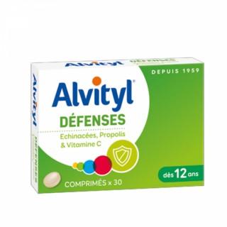 Alvityl Défenses - 30 comprimés