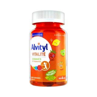 Alvityl vitalité - 60 gommes