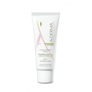 A-Derma Hydralba crème hydratante riche 24H - 40ml