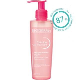 Bioderma Créaline gel moussant - 200ml
