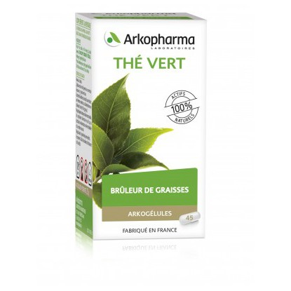 Arkogélules thé vert - 45 gélules
