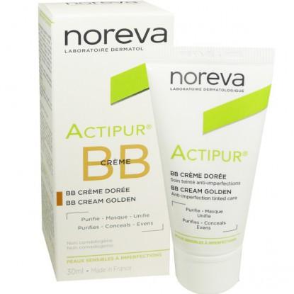 Exfoliac Actipur Crème Anti-imperfection Teintée 30ml