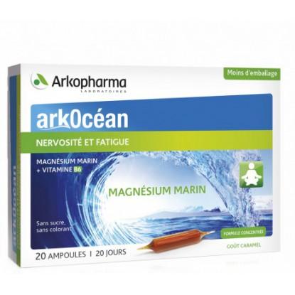 ArkOcéan magnésium marin - 20 ampoules