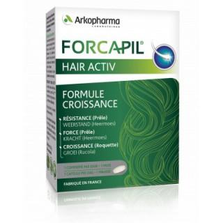 Arkopharma Forcapil hair activ - 30 comprimés