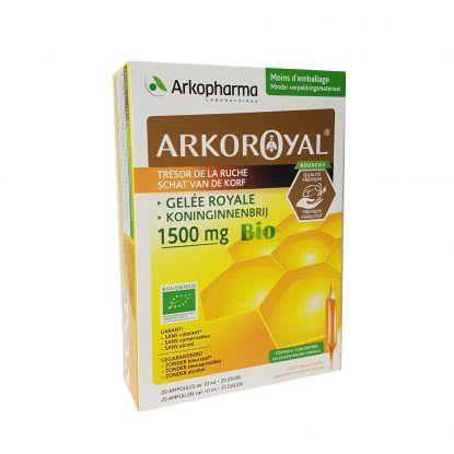 Arkoroyal 1500 bio 20 ampoules