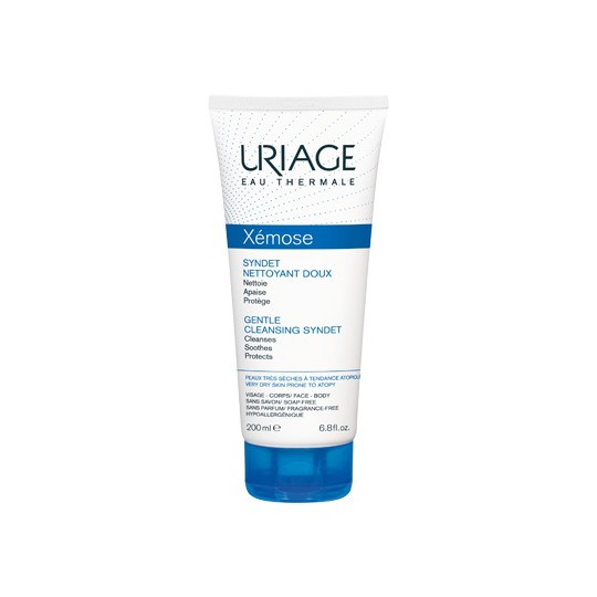 Uriage Xemose Syndet Nettoyant Doux 200ml