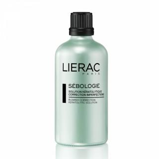 Liérac Sébologie solution kératolytique - 100ml