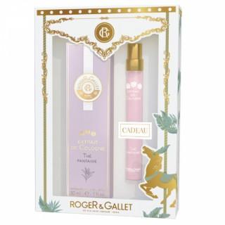 Roger & Gallet coffret extrait de Cologne thé fantaisie - 30ml + 10ml