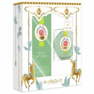 Roger & Gallet eau de parfum & savon fleur de figuier - 100ml + 100g offert