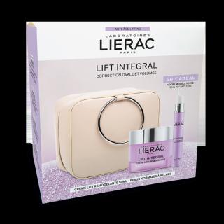 Liérac Coffret Lift Intégral crème lift remodelante 50ml + soin regard 15ml Offert