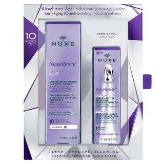 Nuxe Coffret rituel anti-âge Nuxellence - 2 soins