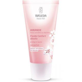 Almond Absolute Comfort  Fluid Weleda 30ml