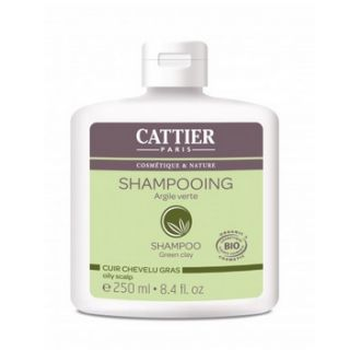 Cattier Green Clay Shampoo250ml