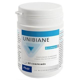 Pileje Unibiane R alpha-lipoïque 60 comprimés