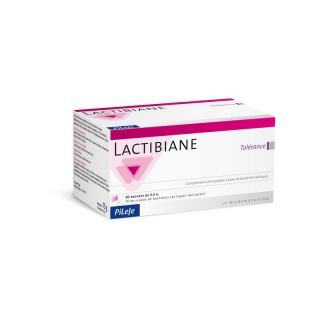 Pilèje Lactibiane Tolerance Adult 30 packets